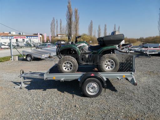 Sklopný přívěs za osobní auto PZ 1,3T 3,00x1,65 skl č.57
