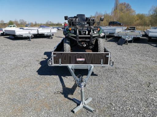 Přívěsný vozík sklopný ZV 27 N1 skl 2,50x1,48/0,35M POČ č.12