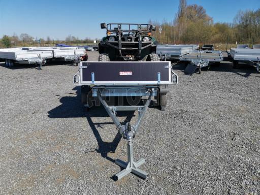 Přívěsný vozík sklopný ZV 27 N1 skl 2,50x1,48/0,35M POČ č.18