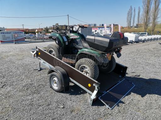 Přívěsný vozík sklopný ZV 27 N1 skl 2,50x1,48/0,35M POČ č.4