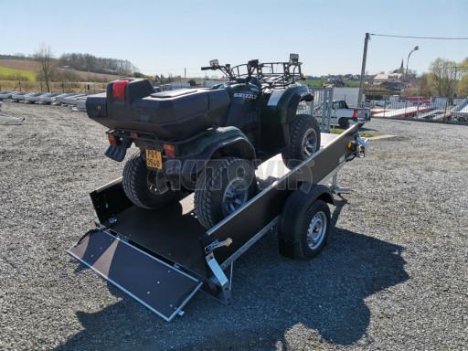 Přívěsný vozík sklopný ZV 27 N1 skl 2,50x1,48/0,35M POČ č.22