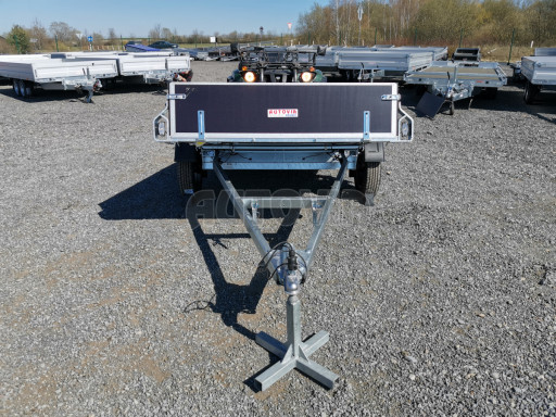 Přívěsný vozík sklopný ZV 27 N1 skl 2,50x1,48/0,35M POČ č.24