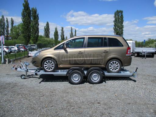 Přívěs pro přepravu aut CHP 07TA 2,0T 4,00x2,00 č.22