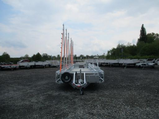 POOL - Transporter kapotovaný přepravník bazénů BA 3,5T B3 10,30x1,74* č.4