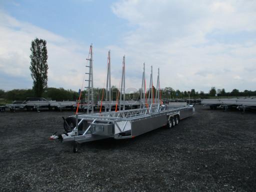 POOL - Transporter kapotovaný přepravník bazénů BA 3,5T B3 10,30x1,74* č.3