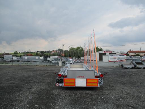 POOL - Transporter kapotovaný přepravník bazénů BA 3,5T B3 10,30x1,74* č.6