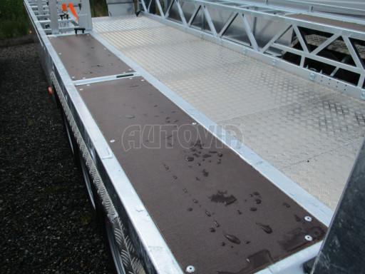 POOL - Transporter kapotovaný přepravník bazénů BA 3,5T B3 10,30x1,74* č.12