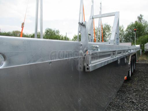 POOL - Transporter kapotovaný přepravník bazénů BA 3,5T B3 10,30x1,74* č.14