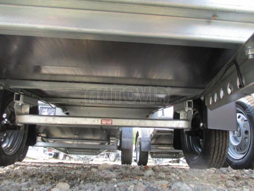 Přívěsný vozík za osobní auto PV 750kg N1 EK 2,16x1,15/0,30* č.16