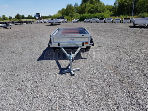 Nebrzděný přívěsný vozík SPC 750kg 2,10x1,31/0,35 č.8