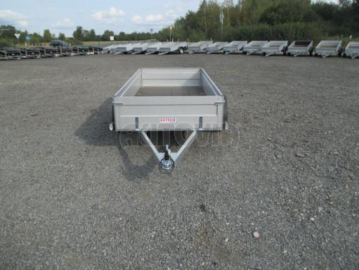 Skladový dvounápravový nebrzděný přívěs ZV 30 ZN 750kg N2 3,02x1,30/0,40 POČ** č.2