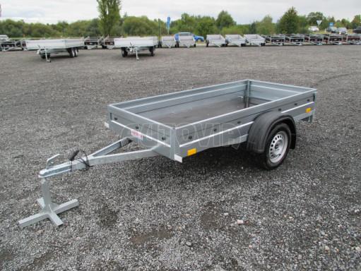 Přívěsný vozík za osobní auto PV BSC 3 750kg N1  2,43x1,09/0,34 č.1
