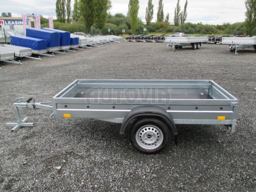 Přívěsný vozík za osobní auto PV BSC 3 750kg N1  2,43x1,09/0,34 č.3