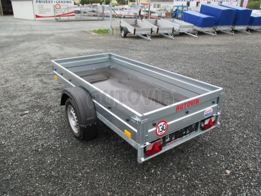 Přívěsný vozík za osobní auto PV BSC 3 750kg N1  2,43x1,09/0,34 č.4
