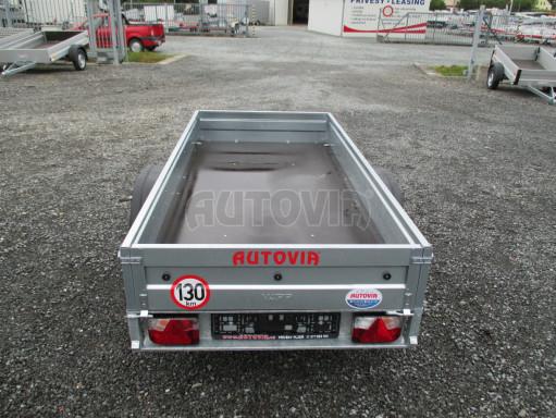 Přívěsný vozík za osobní auto PV BSC 3 750kg N1  2,43x1,09/0,34 č.5