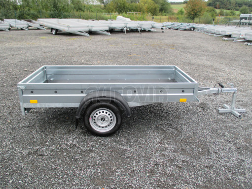 Přívěsný vozík za osobní auto PV BSC 3 750kg N1  2,43x1,09/0,34 č.7