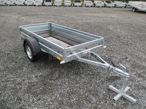 Přívěsný vozík za osobní auto PV BSC 3 750kg N1  2,43x1,09/0,34 č.8