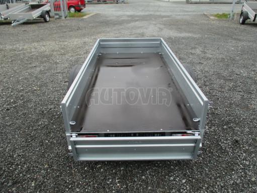 Přívěsný vozík za osobní auto PV BSC 3 750kg N1  2,43x1,09/0,34 č.9