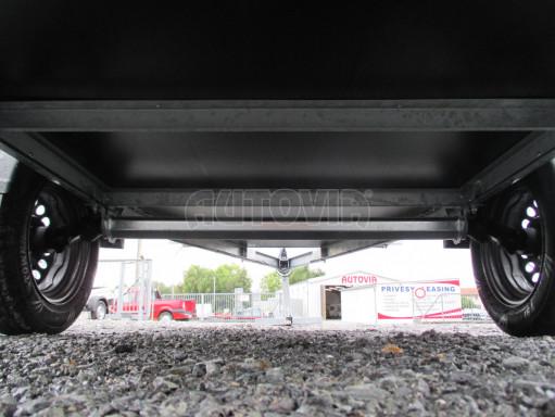 Přívěsný vozík za osobní auto PV BSC 3 750kg N1  2,43x1,09/0,34 č.12