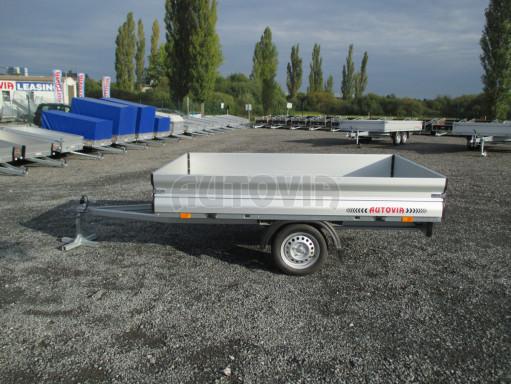 Přívěs za osobní auto VT 26/16 750kg 2,60x1,62/0,35* č.3