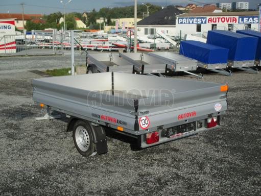 Přívěs za osobní auto VT 26/16 750kg 2,60x1,62/0,35* č.4