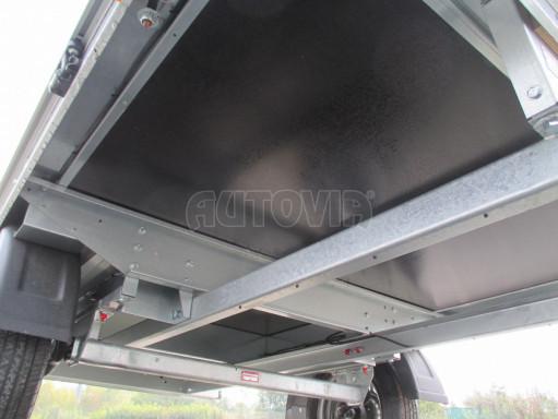 Přívěs za osobní auto VT 26/16 750kg 2,60x1,62/0,35* č.9