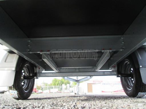 Přívěs za osobní auto VT 26/16 750kg 2,60x1,62/0,35* č.10