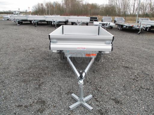 Přívěsný vozík VT 22/14 750kg 2,20x1,42/0,35 č.2