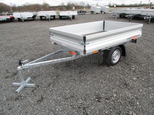 Přívěsný vozík VT 22/14 750kg 2,20x1,42/0,35 č.1