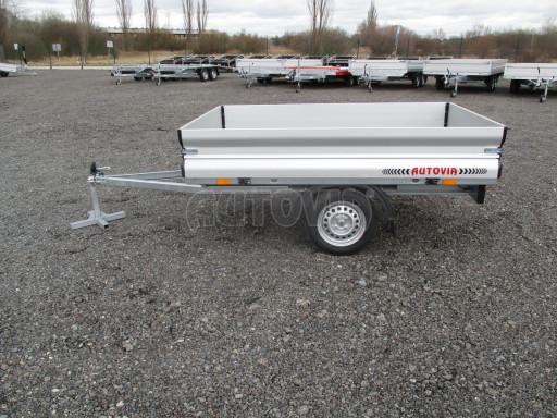 Přívěsný vozík VT 22/14 750kg 2,20x1,42/0,35 č.3
