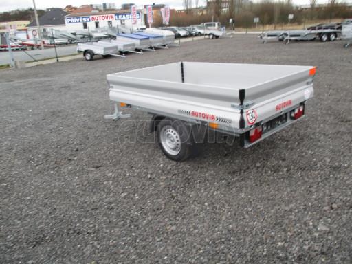 Přívěsný vozík VT 22/14 750kg 2,20x1,42/0,35 č.4