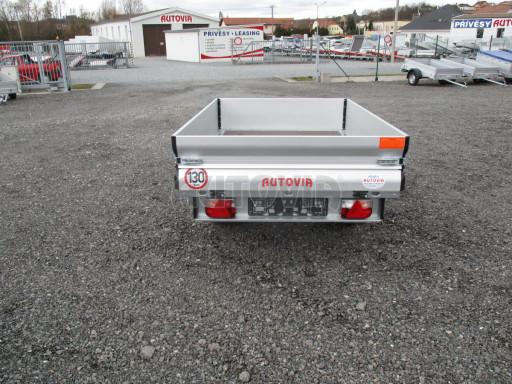 Přívěsný vozík VT 22/14 750kg 2,20x1,42/0,35 č.5