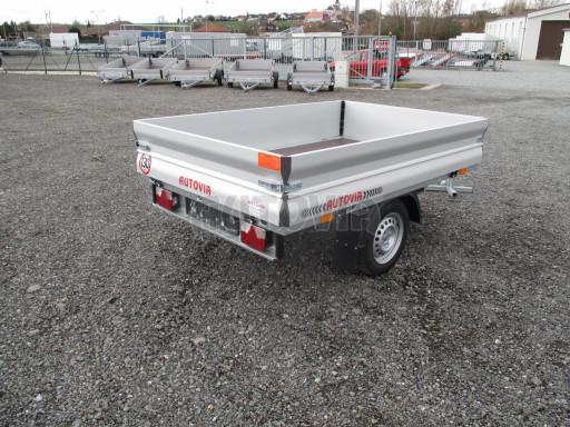 Přívěsný vozík VT 22/14 750kg 2,20x1,42/0,35 č.6