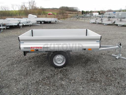 Přívěsný vozík VT 22/14 750kg 2,20x1,42/0,35 č.7