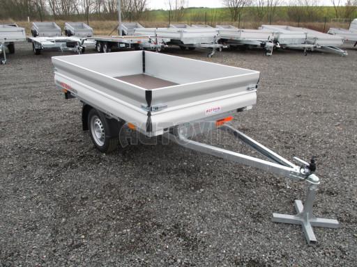 Přívěsný vozík VT 22/14 750kg 2,20x1,42/0,35 č.8