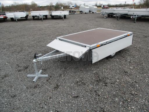 Přívěsný vozík VT 22/14 750kg 2,20x1,42/0,35 č.10