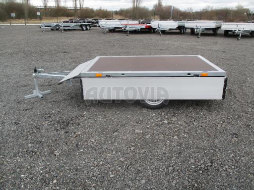 Přívěsný vozík VT 22/14 750kg 2,20x1,42/0,35 č.11