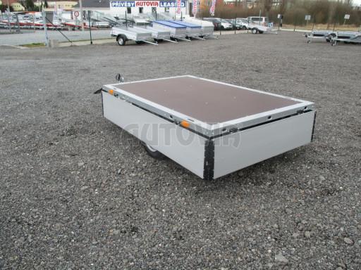 Přívěsný vozík VT 22/14 750kg 2,20x1,42/0,35 č.12