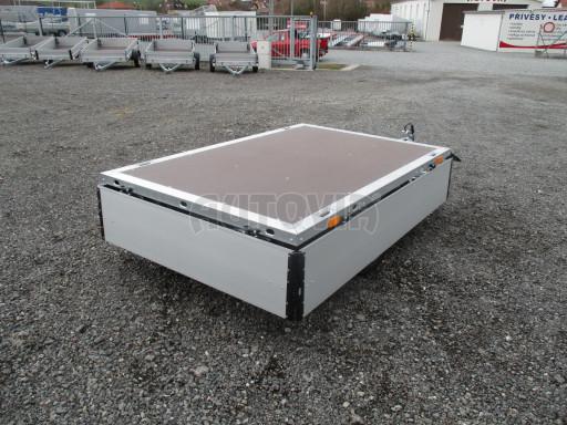 Přívěsný vozík VT 22/14 750kg 2,20x1,42/0,35 č.14
