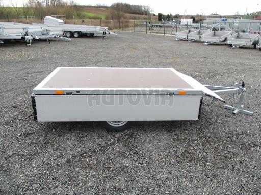 Přívěsný vozík VT 22/14 750kg 2,20x1,42/0,35 č.15