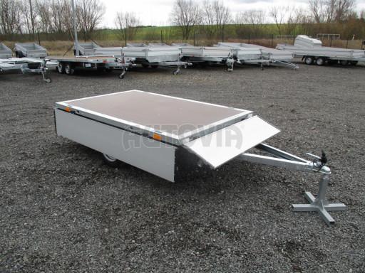 Přívěsný vozík VT 22/14 750kg 2,20x1,42/0,35 č.16