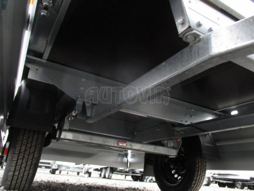 Přívěsný vozík VT 22/14 750kg 2,20x1,42/0,35 č.17