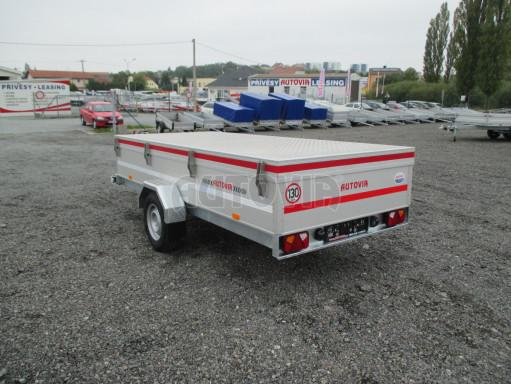 Přívěs pro hasiče  BR 1,35T 3,55x1,50/0,40 č.3