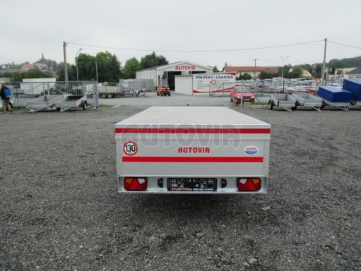 Přívěs pro hasiče  BR 1,35T 3,55x1,50/0,40 č.7