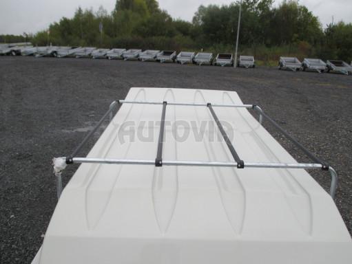 Levný přívěs za osobní auto HD 3 750kg 2,07x1,10/0,50 víko** č.10