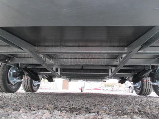 Přepravník zvedacích plošin HS 3,5T B2 3,46x1,61* č.47