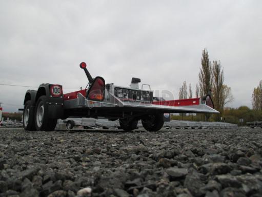 Přepravník zvedacích plošin HS 3,5T B2 3,46x1,61* č.48