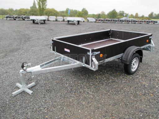 Přívěsný vozík sklopný ZV 27 N1 skl 2,50x1,48/0,35M POČ č.34