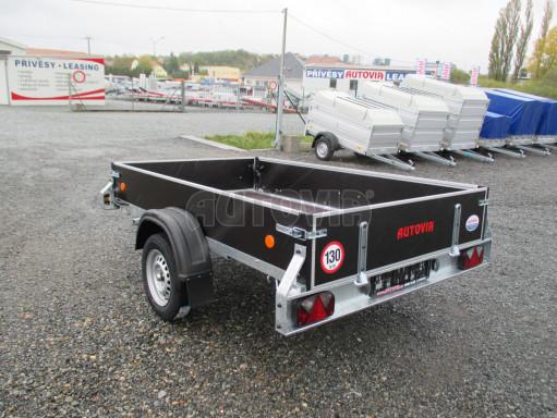 Přívěsný vozík sklopný ZV 27 N1 skl 2,50x1,48/0,35M POČ č.36