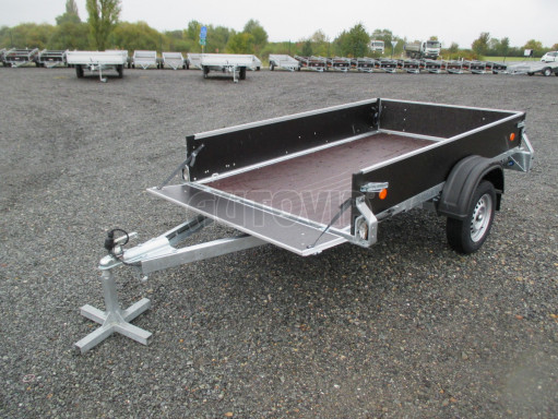 Přívěsný vozík sklopný ZV 27 N1 skl 2,50x1,48/0,35M POČ č.7